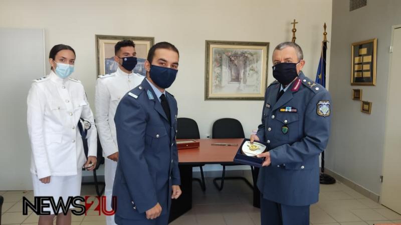 Σχολή Αξιωματικών - Αστυνομικοί - Αλεξιπτωτιστές