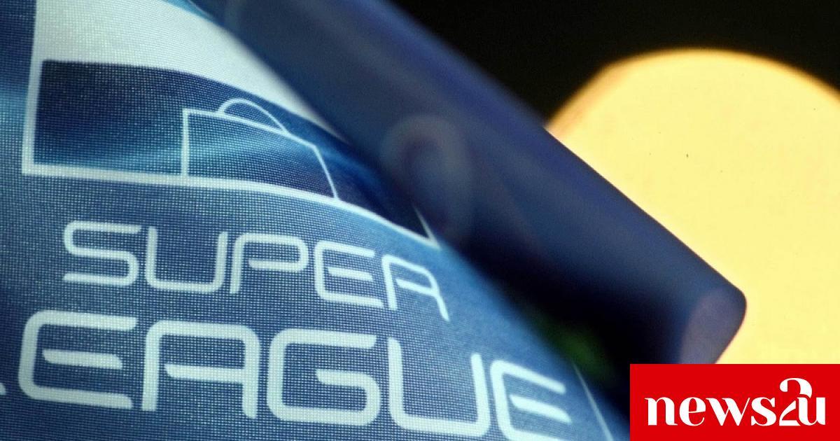 Super League: Η βαθμολογία και το πρόγραμμα της 9ης