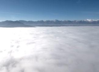 Φλώρινα: Το φαινόμενο της παγωμένης ομίχλης!