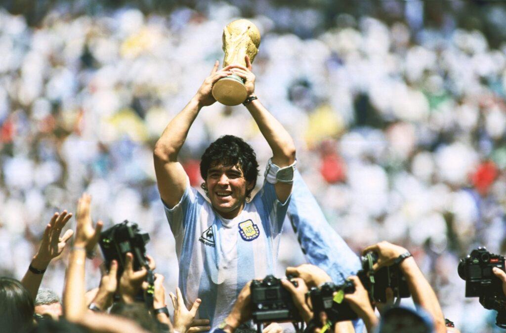 Μαραντόνα Παγκόσμιος Πρωταθλητής