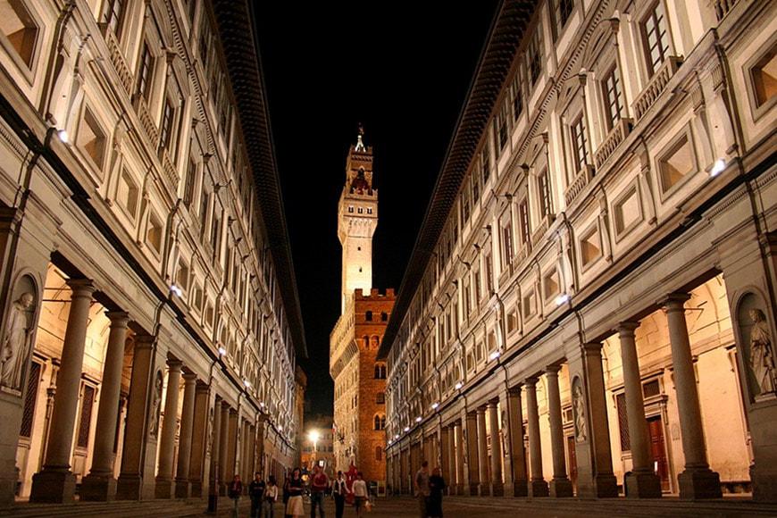 Φλωρεντία νύχτα