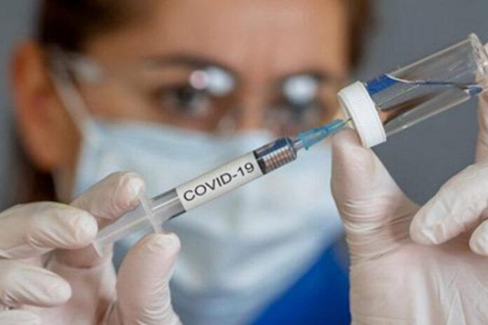γιατρός εμβόλια δόση