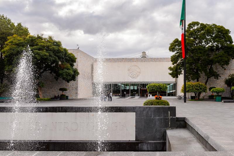 Μουσείο ανθρωπολογίας Μεξικό