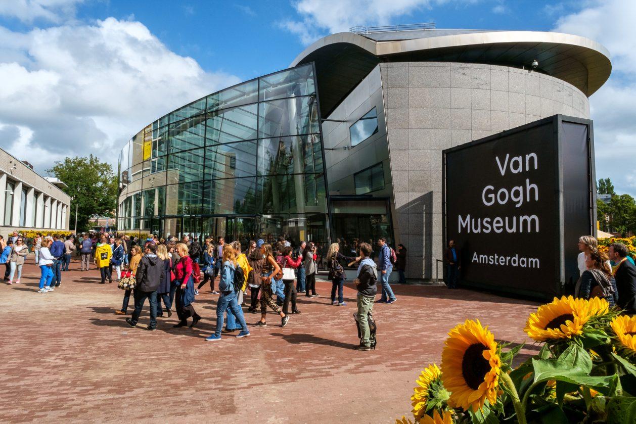 μουσείο Van Gogh