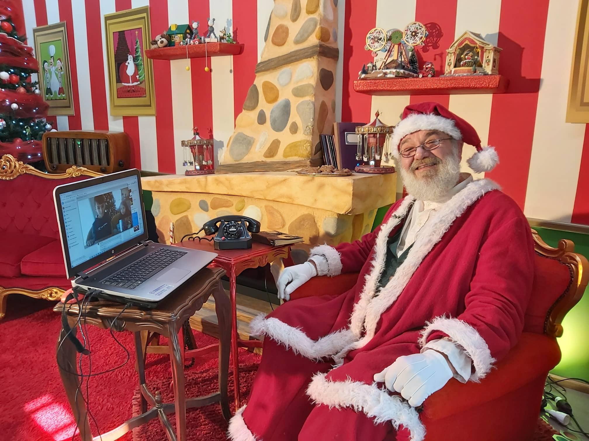 Άγιος Βασίλης υπολογιστής