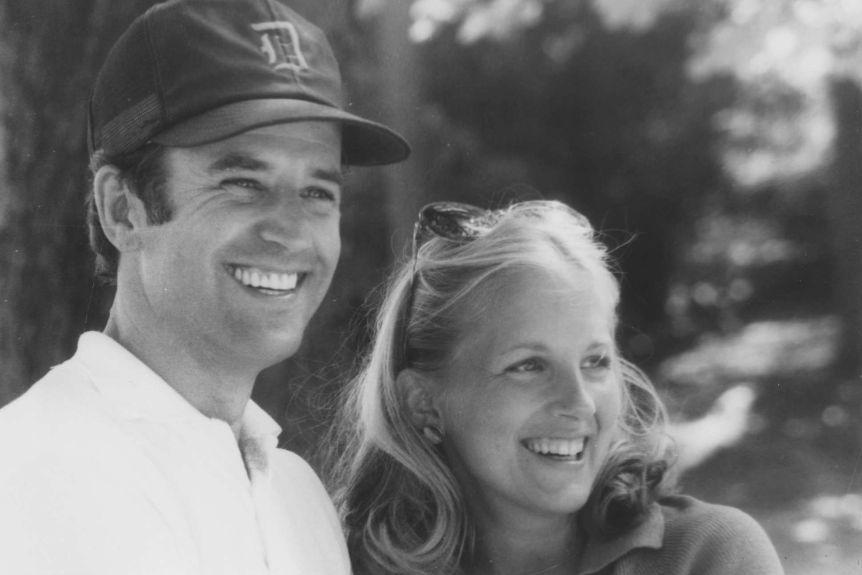 Ο τζο μπάιντεν και η δεύτερη σύζυγός του Τζιλ