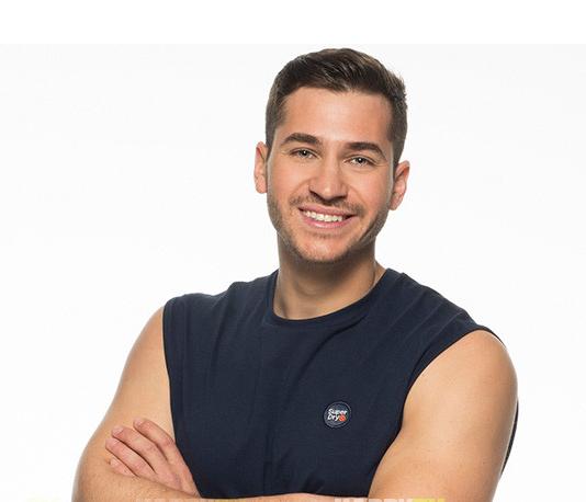 Ζακ Ιωαννίδης Παίκτης Big Brother