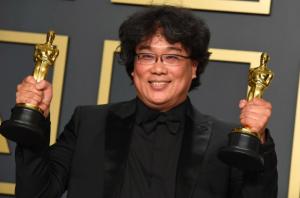 Ο σκηνοθέτης Μπον Τζουν-Χο