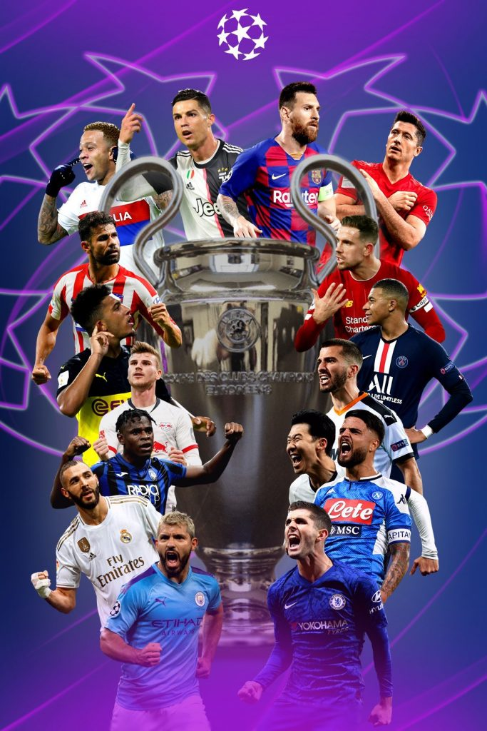 CHAMPIONS LEAGUE PLAYERS