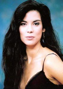 Η ηθοποιός Άννα Τσουκαλά