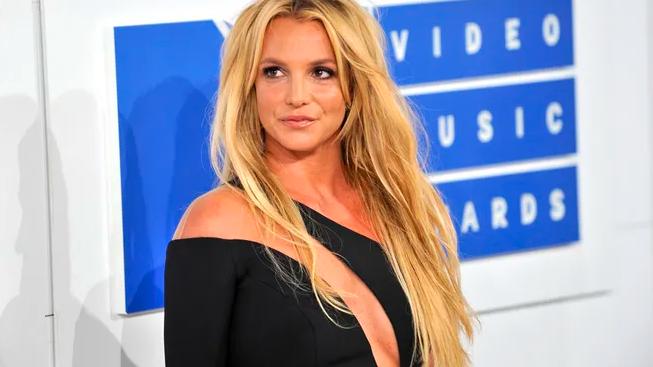 Η τραγουδίστρια Britney Spears
