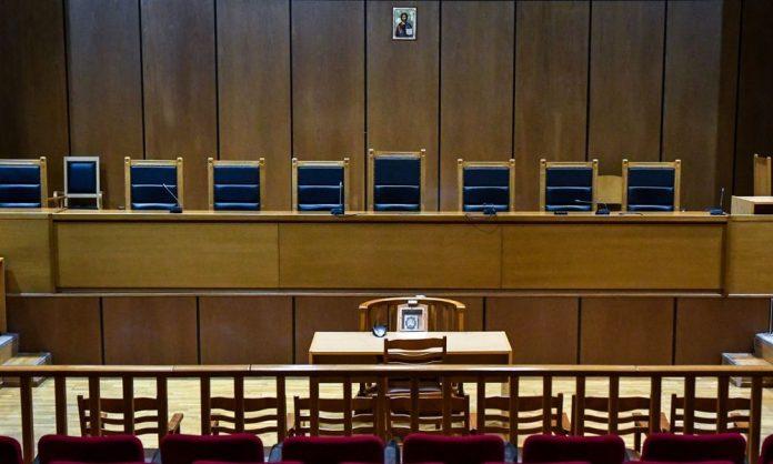 δικαστήρια lockdown