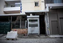 Επίθεση με μολότοφ στο Α.Τ. Καισαριανής