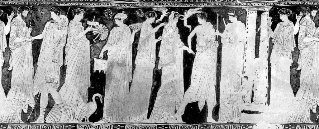 γάμος αρχαία ελλάδα