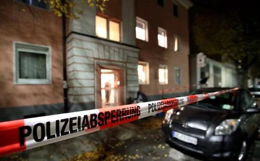 Δολοφονία στην Γερμανία