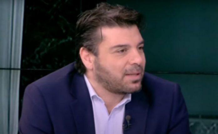 Ο ηθοποιός Ιάκωβος Μυλωνάς