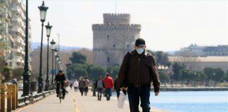Εβδομαδιαία αύξηση στο ιικό φορτίο στη Θεσσαλονίκη