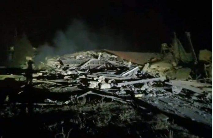 Καστοριά ξενοδοχείο έκρηξη