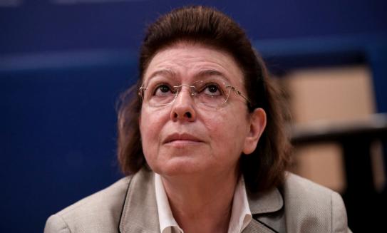 Βουλευτές της ΝΔ ζητούν την παραίτηση της Μενδώνη