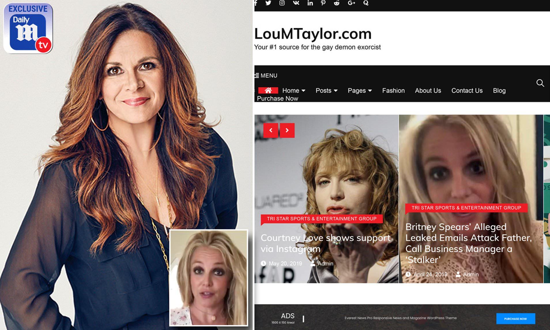 Lou Taylor