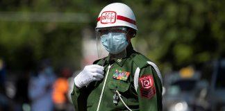 Μιανμάρ πραξικόπημα