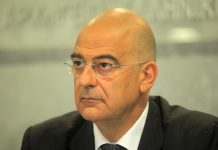 Υπουργός Εξωτερικών, Νίκος Δένδιας