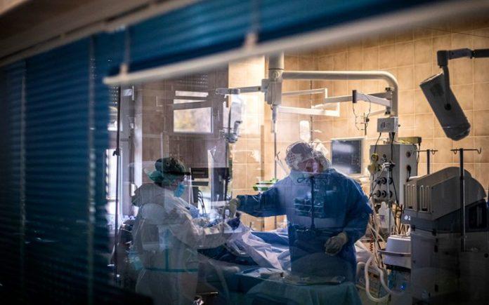 γιατροί νοσοκομείο