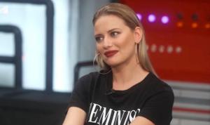 Η ηθοποιός Ντόρα Μακρυγιάννη