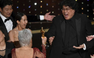 O Νοτιοκορεάτης σκηνοθέτης Μπον Τζουν-Χο