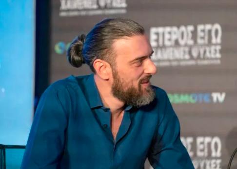 Ο σκηνοθέτης Σωτήρης Τσαφούλιας