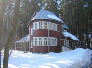 Το σπίτι του Μπορίς Παστερνάκ