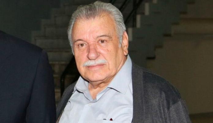 Ο ηθοποιός Τάσος Χαλκιάς