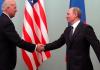 Μπάιντεν και Πούτιν