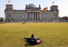 γερμανία lockdown