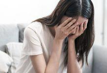 Άτομο με άγχος