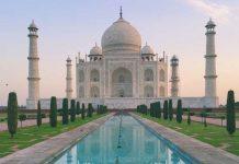 Ινδία Ταζ Μαχάλ